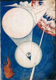 """Francisco de Holanda. De Aetatibus Mundi Imagines. """"Fiat luminaria."""". BNE Madrid"""