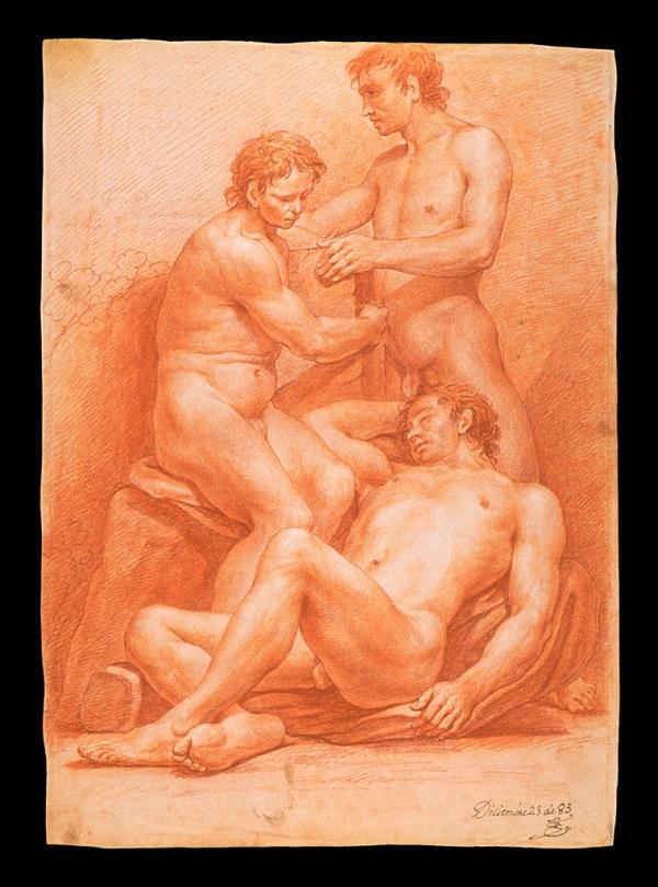 Angel Bueno, 1758