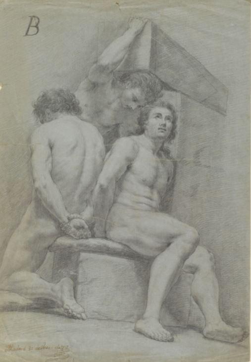 Angel Bueno, 1778. Colección del Museo Nacional del Prado