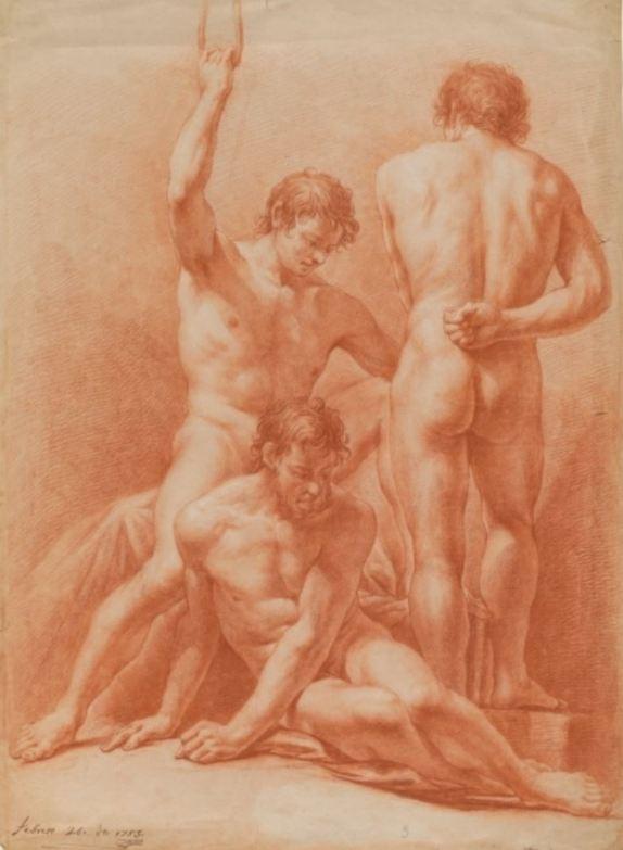 Angel Bueno, 1783. Colección del Museo Nacional del Prado