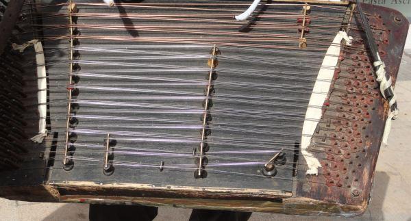 El timbal piano del Sr.Marin, Foto R,Puig