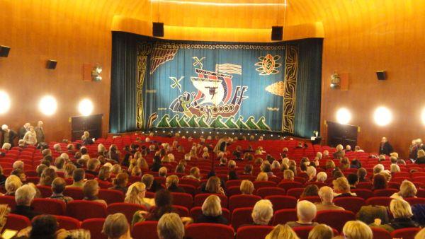 Que empiece ya. Festival de Cine de Gotemburgo 2018. Foto R.Puig