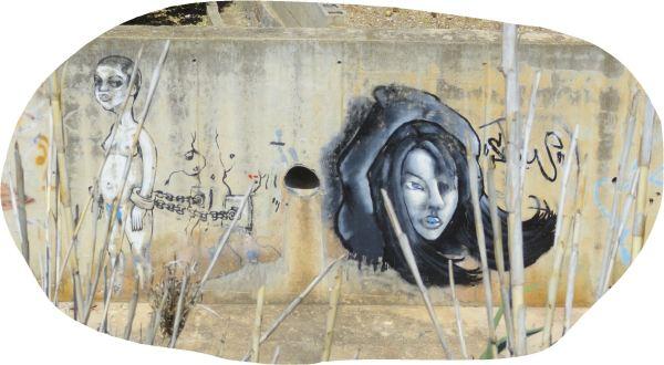 Grafitti. Ondara. Foto R.Puig
