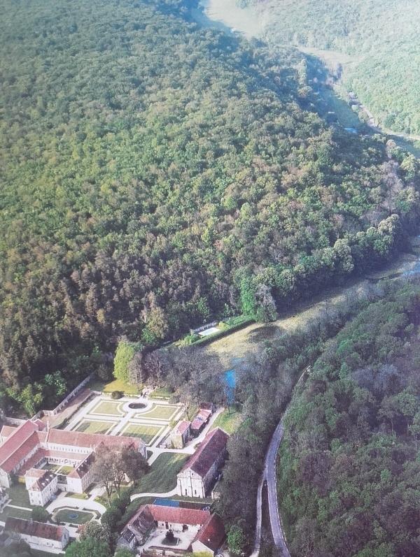 Valle de la Abadía de Fontenay