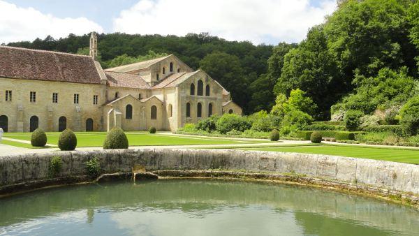 Aguas de Fontenay. Foto R.Puig