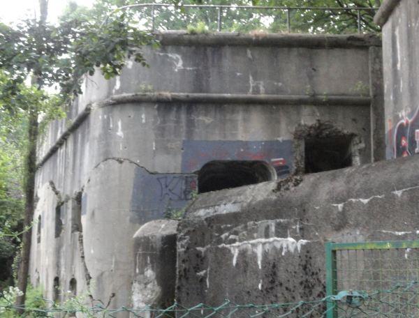 Bunker de defensa de la provincia de Amberes. Foto R.Puig