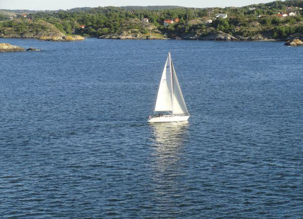 Costeando al sur de Gotemburgo Foto R.Puig