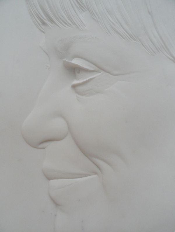 Elsa de Brujas. Jean Fabre. Detalle. Foto R.Puig