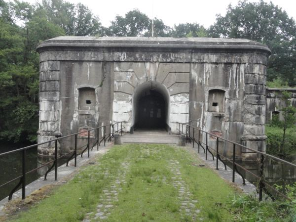 Fort Oelegem. Provincia de Amberes. Foto R.P
