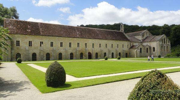 Jardín de los simples de Fontenay. Foto R.Puig