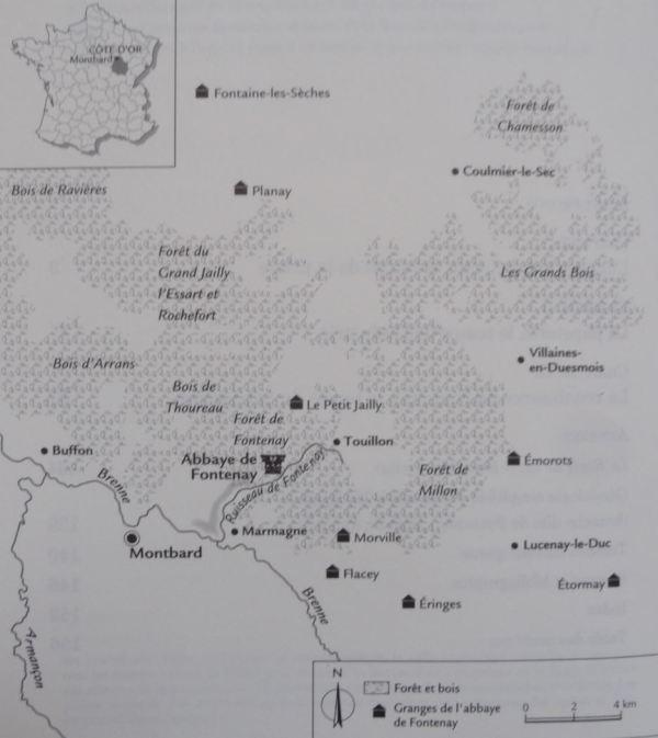 La región de Fontenay. Fuente ANDRÉ, Louis
