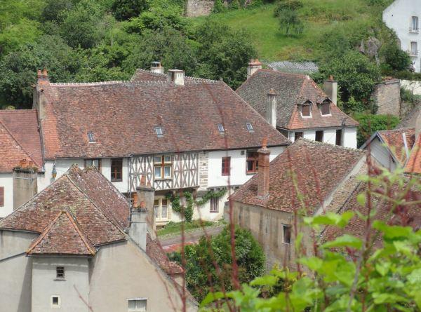 Semur-en-Auxois. Foto R.Puig