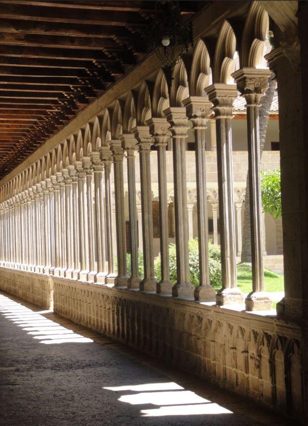 El claustro de San Francisco. Palma. Foto R.Puig