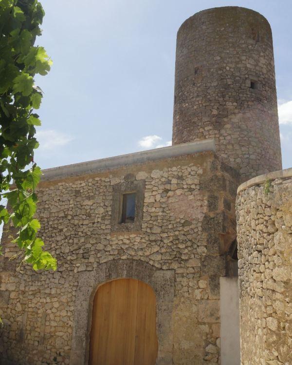 Montuiri. Antiguo molino. Foto R.Puig
