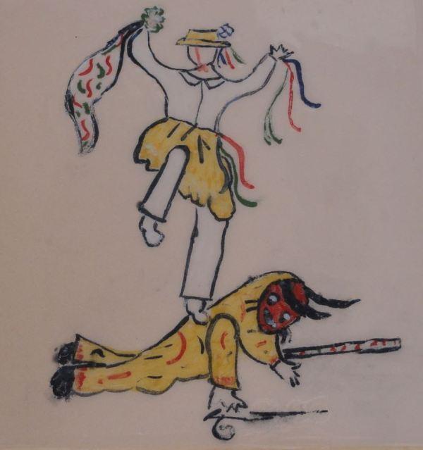 Montuiri. La tradición de la diablada. Foto R.Puig