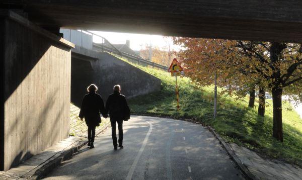En otoño paseos. Foto R.Puig