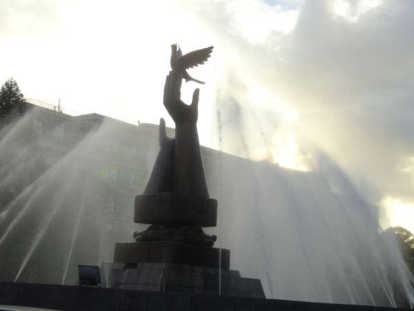 Fuente de la Paz. Ciudad de Guatemala. Foto R.Puig