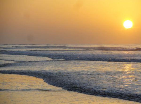 El sol por testigo. Foto R.Puig
