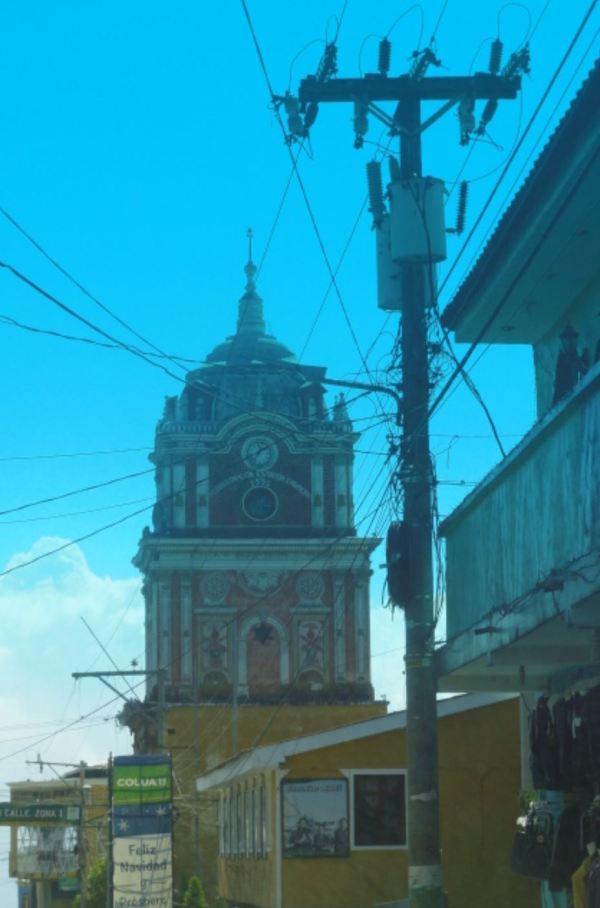 La Torre Centenaria de Solola. Foto R.Puig
