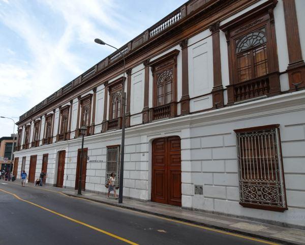 Casa de las siete puertas. Foto R.Puig