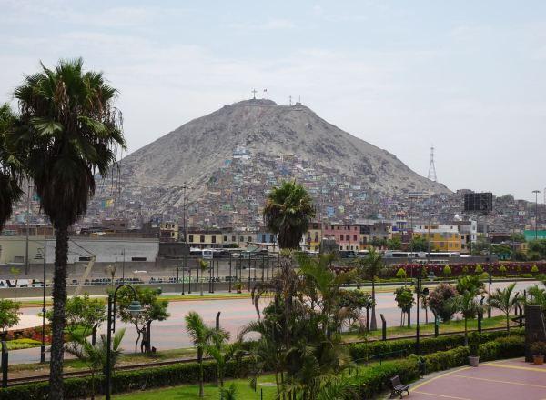 Cerro San Cristobal. Foto R.Puig