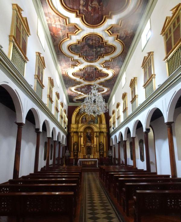 Capilla de Nra.Sra. de la O. San Pedro de Lima. Foto R.Puig