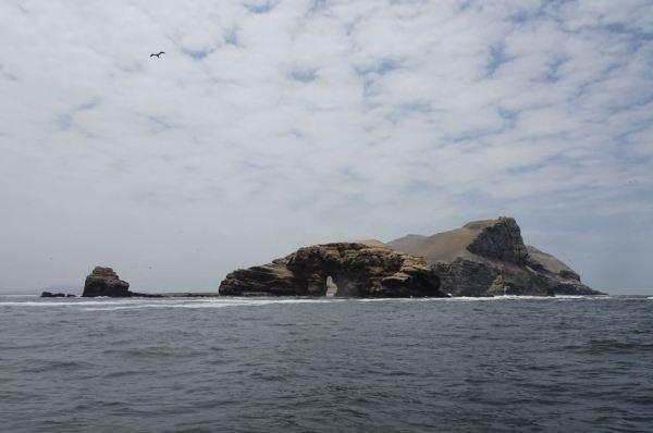 Islas de San Lorenzo y del Frontón. Foto R.Puig