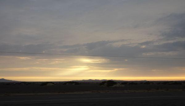 Llegando a Chiclayo. Foto R.Puig
