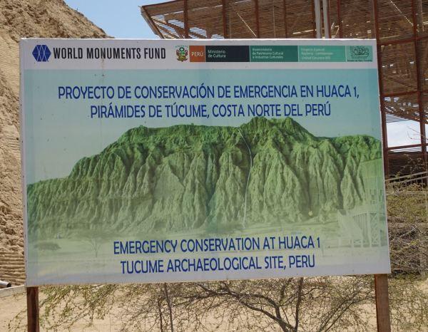 Proyecto de las pirámides de Túcume. 13 febrero 2019. Foto R.Puig
