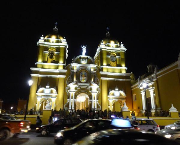 Catedral de Trujillo. Foto R.Puig
