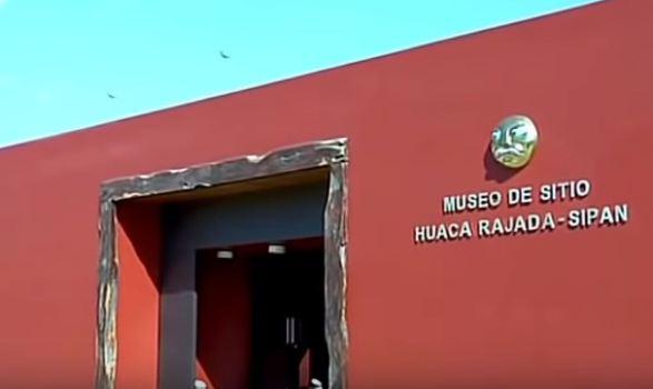 Museo del sitio. Sipán