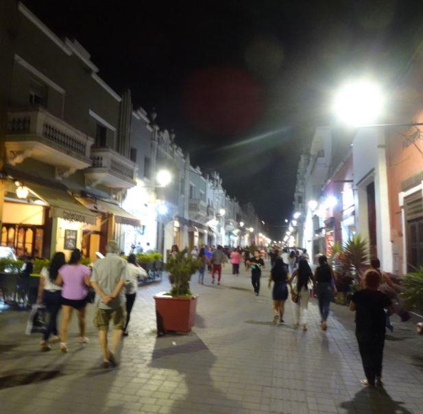 Trujillo. La noche. Foto R.Puig