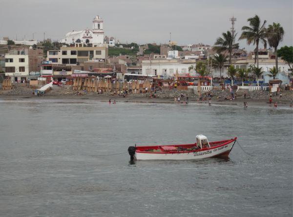 Huanchaco. Trujillo. Perú. Foto R.Puig