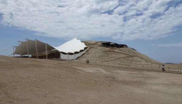 La Huaca de Cao Viejo. Foto R.Puig
