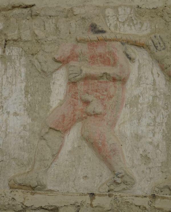 Prisionero para el sacrificio. Cao Viejo. Foto R.Puig