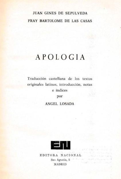 Apología