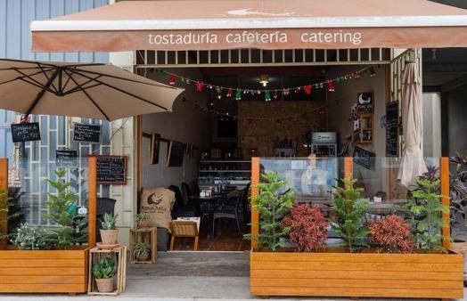 Cafetería tostaduría y Tienda Natural MamaQuilla. Pachacamac