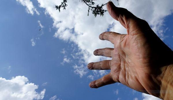 Tocar el cielo. Foto R.Puig