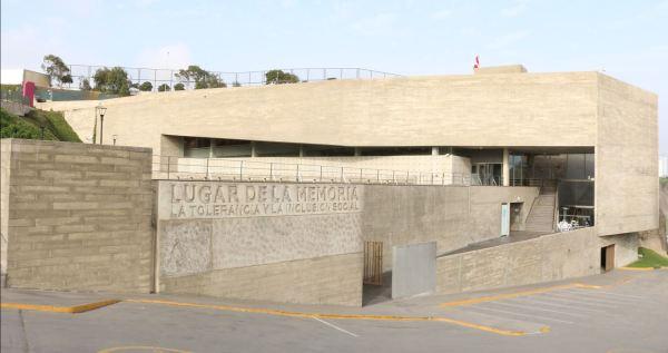 Lugar de la Memoria. Lima. Foto Wikipedia Commons