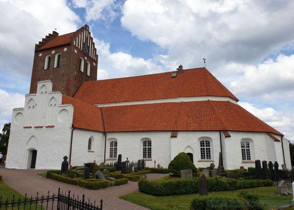 Båstad. Iglesia de Santa María. Foto R.Puig