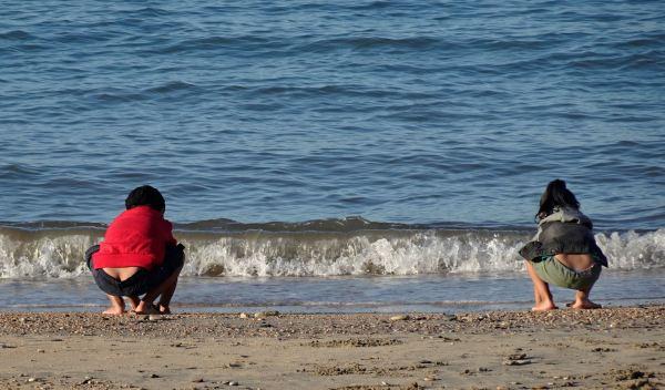 La mar de bien. Foto R.Puig