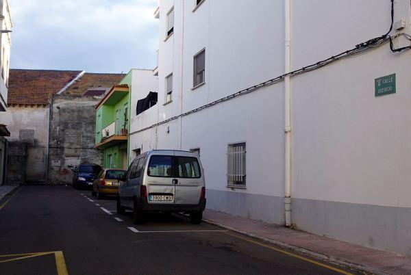 Calle Quevedo. El Verger. Foto R.Puig