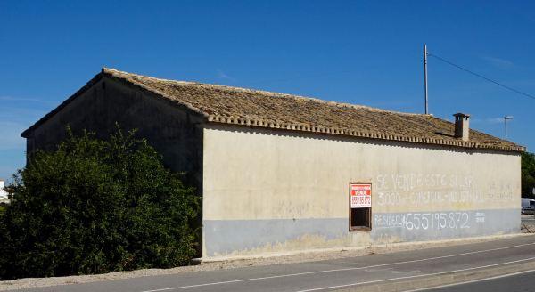 Casas del pasado campesino. Els Poblets. Foto R.Puig