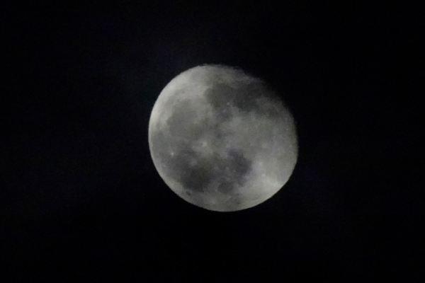 Luna de noviembre 3. Foto R.Puig