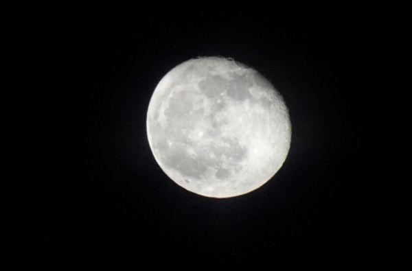 Luna de noviembre 5. Foto R.Puig