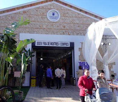 Ondara, XXXIV Feria de Muestras y de Compras. Foto R.Puig