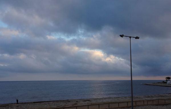 Hasta el amanecer. Foto R.Puig