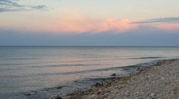 Desde mi orilla. Foto R.Puig