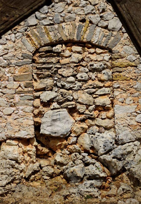 Arco carpanel morisco. Foto. R.Puig