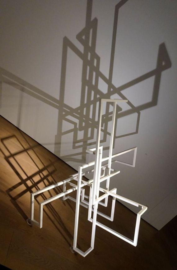 Arturo Berned. Vacío , 2012. Galería Fernández Braso. Foto R.Puig